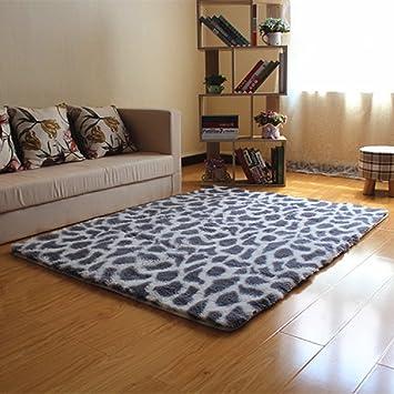 Perfect ... Hangnuo Anti Skid Gy Area Rug Soft Carpets Floor Mat For Living Room  Bedroom Door ... Part 18