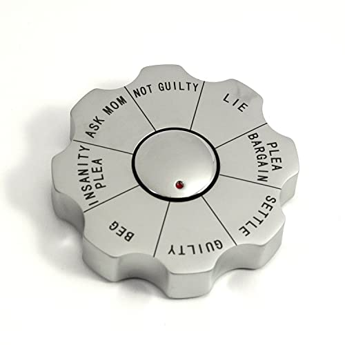 decision maker gift gifts paperweight berk bey lawyers legal funny lawyer amazon law paper birthday spinner weight student desk office