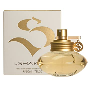 S by Shakira 50ml/1.7oz Eau de Toilette Spray EDT Perfume ...