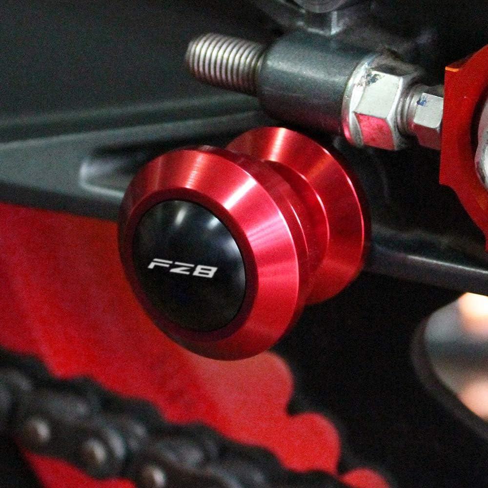 M6 6mm Schwingenschutz Schwingenadapter St/änder Bobbins Spool Racingadapter St/änderaufnahme f/ür Yamaha FZ8 FZ-8 2011 2012 2013 2014 2015