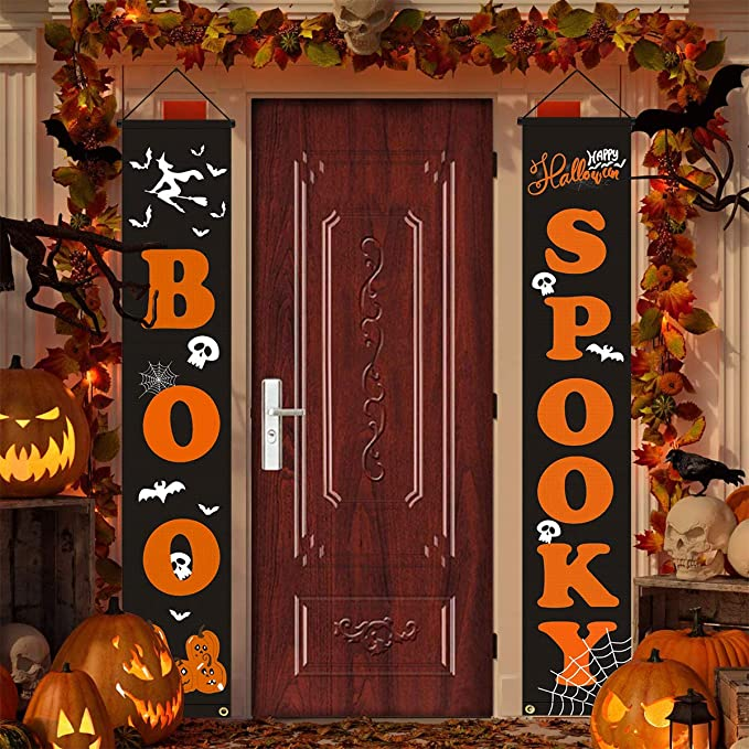 ANGOLIO Mario Porch Sign Theme Door Sign Decor Favors Wario Porch Sign Hanging Banner Welcome Sign Decoration Party Backdrop Supplies for Photo Booth Props Birthday Party Halloween
