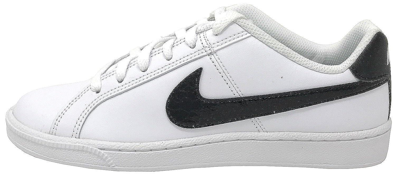 timeless design 4c621 9600c Nike Wmns Court Royale 749867 111, Zapatillas Deportivas Mujer, Blanco:  Amazon.es: Zapatos y complementos
