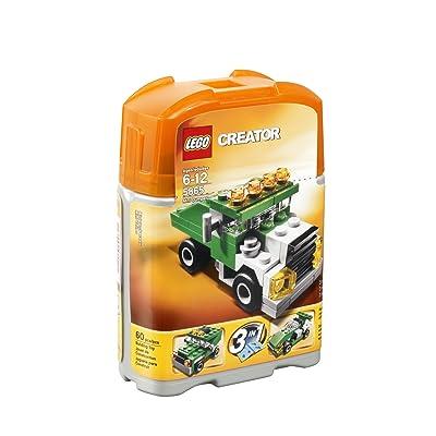 LEGO Mini Dumper 5865: Toys & Games