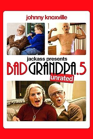 Two naughty grandpas three