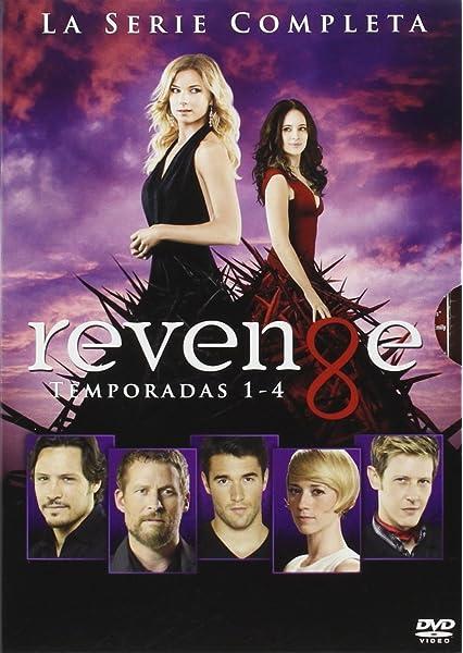 Revenge - Temporadas 1-4 (Serie Completa) [DVD]: Amazon.es ...