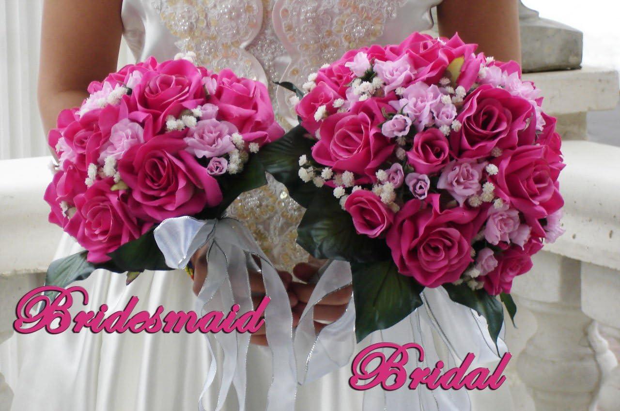 sterling fuchsia flower wedding anniversary bridesmaid gift botanical necklace fuchsia pendant 10th wedding gift