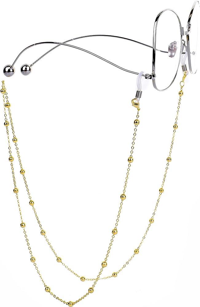 MINI TREE cadena gafas de sol mujer hombre ni/ño vintage elegante lindo elegante comodo para usar