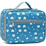BLUEFAIRY Kids Insulated Lunch Bags for Girls Lunchbag Lunch Box Container Carrier Reusable Small