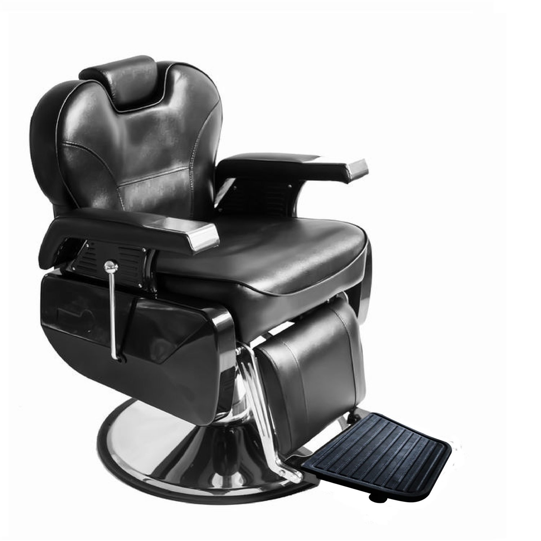 Wonlink All Purpose Hydraulic Recline Barber Chair Salon Beauty Spa Shampoo Hair Styling (Black)