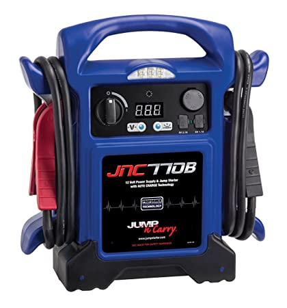Jump N Carry Jnc660 >> Amazon Com Clore Automotive Jump N Carry Jnc770b 1700 Peak Amp