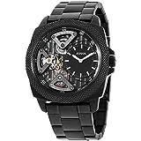 Fossil Men's BQ2210 Year-Round Analog Automatic Black Watch