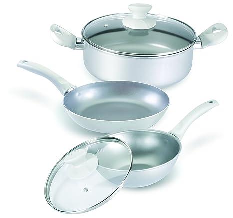 Amazon.com: vasconia 4016444 5-Piece Utensilios de cocina ...