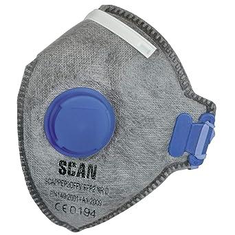 mascherine antipolvere usa e getta amazon