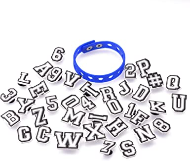 Plus 1pcs Wristbands 18 pcs Shoes Charms Medical set fits for Shoes /& Wristband Bracelet Teens Girls Boys Party Gifts