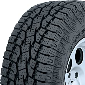 Toyo Tires open country a/t ii LT285/75R17 121S owl all-season tire
