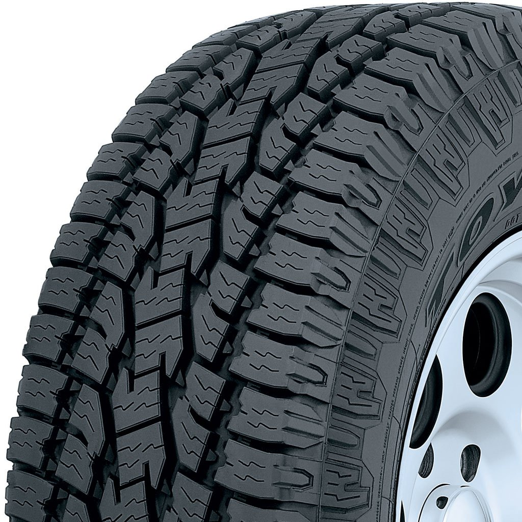 Toyo OPEN COUNTRY AT2 All-Terrain Radial Tire - 285/75R17 121S