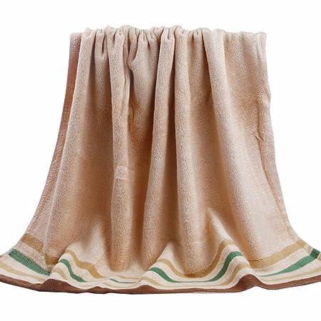 Dfb Natural Bamboo Fiber Children Baby Thickening Soft Bath Towel ...