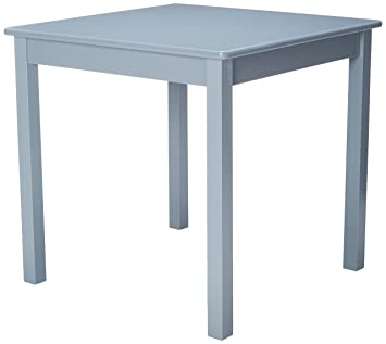 Swell Lipper International Childs Table For Play Or Activity 23 75 X 23 75 Square 21 66 Tall Grey Short Links Chair Design For Home Short Linksinfo