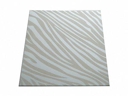 Polistirolo pannelli decorativi da parete piastrelle zebra b 500 x