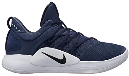 buy popular b3c8b 88e02 Image Unavailable. Image not available for. Color  Nike New Hyperdunk X Low  TB Navy Black White ...