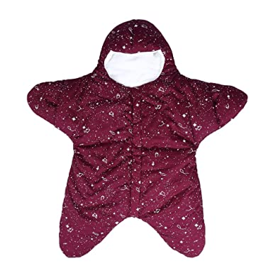 48d1f2840 Amazon.com  EsTong Baby SleepSack Wearable Blanket Starfish ...