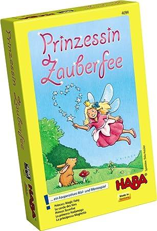 Haba 4094 Juego Infantil De La Princesa Hadamaga Amazon Es