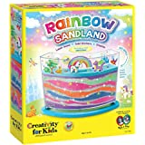 Faber-Castell CK6214 Creativity for Kids Rainbow Sandland Kit
