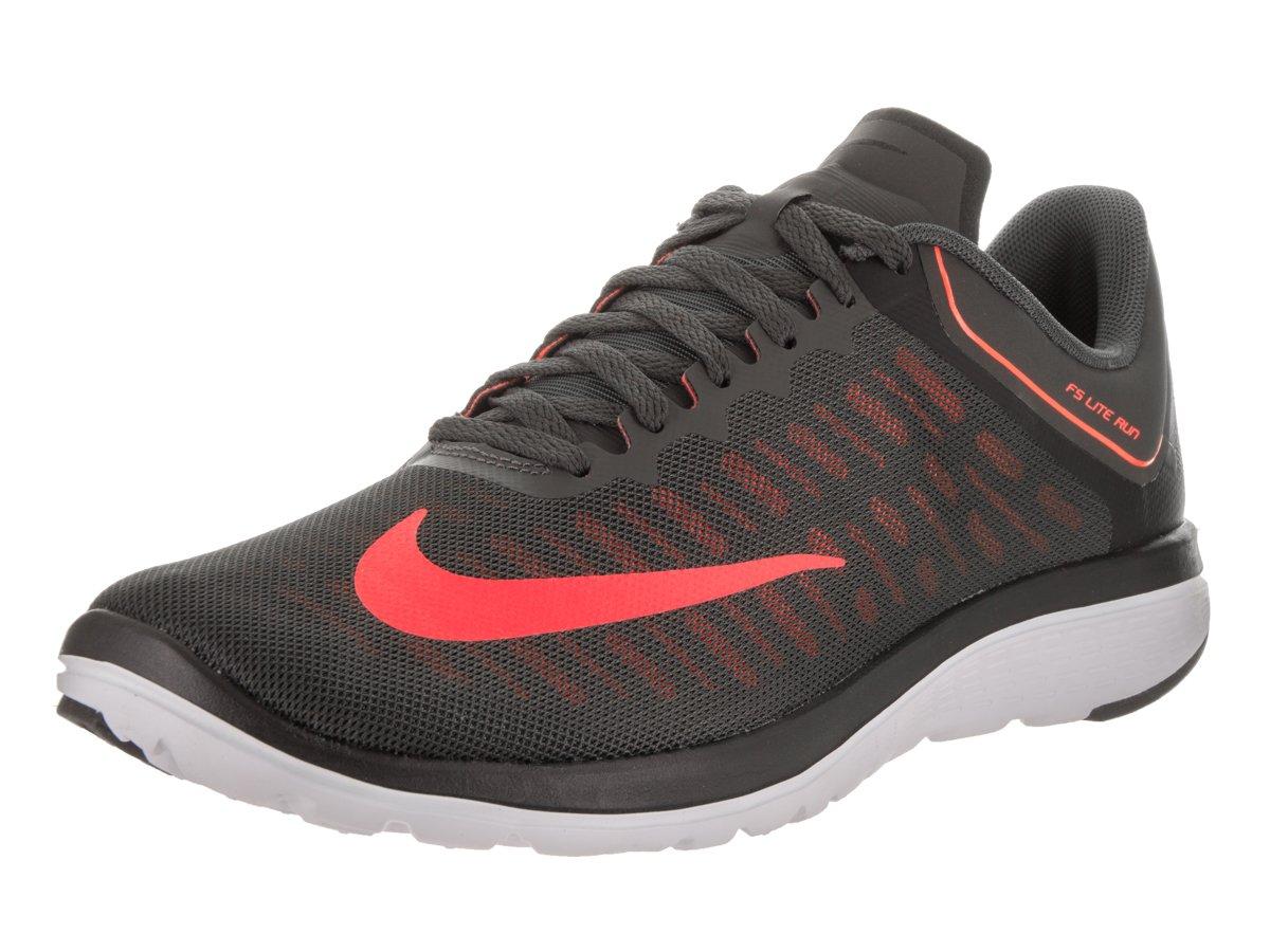 NIKE Men's FS Lite Run 4 Running Shoe B01H2USYOO 10.5 D(M) US|Midnight Fog/Hyper Orange/Black/White