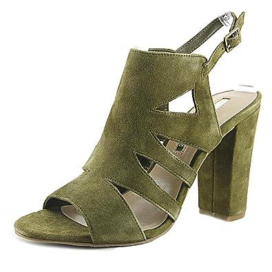 79ba481fe8d4 Audrey Brooke Womens Viv Green Size  6.5 B (M) US  Amazon.co.uk ...