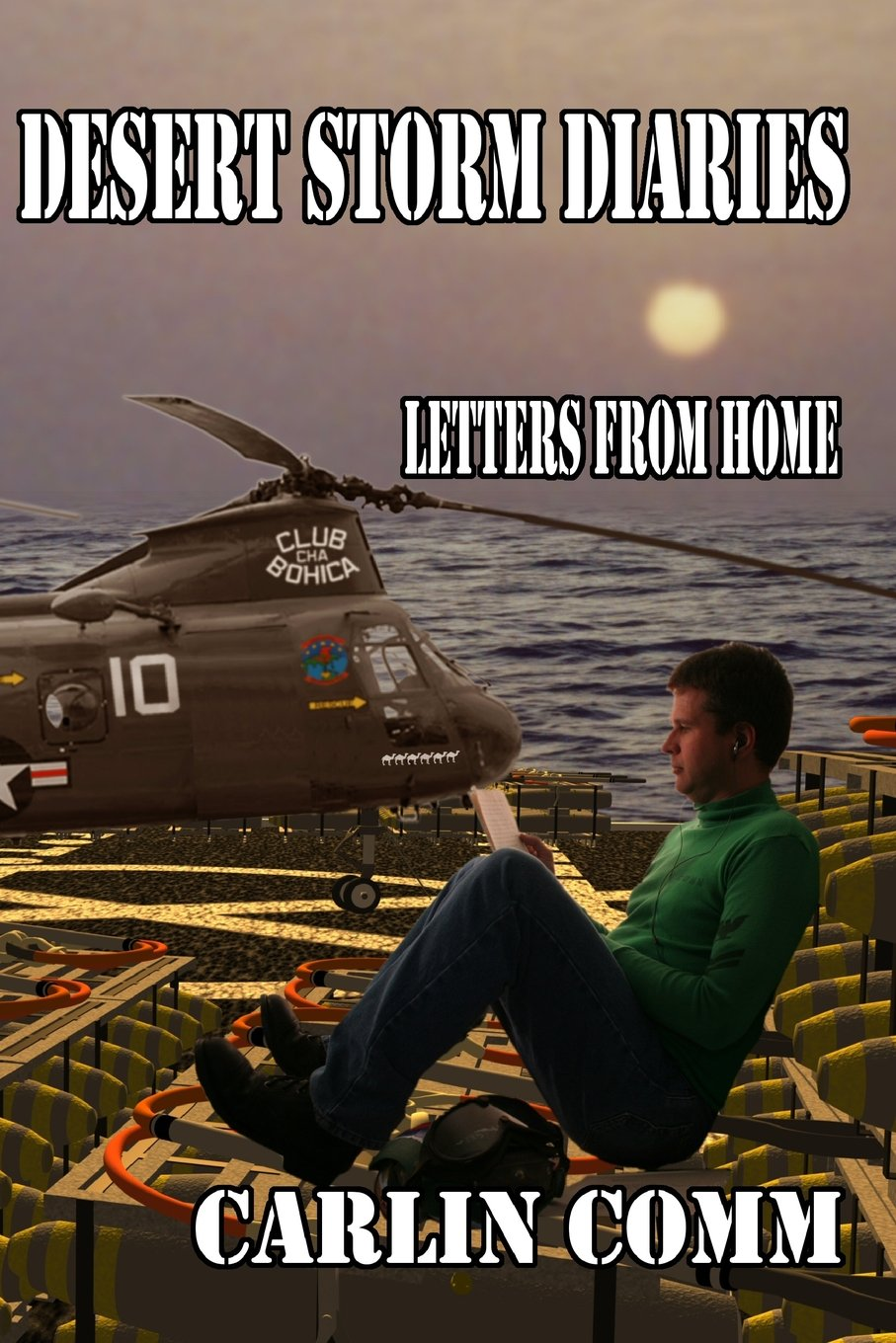 Read Online Desert Storm Diaries - Letters From Home ebook