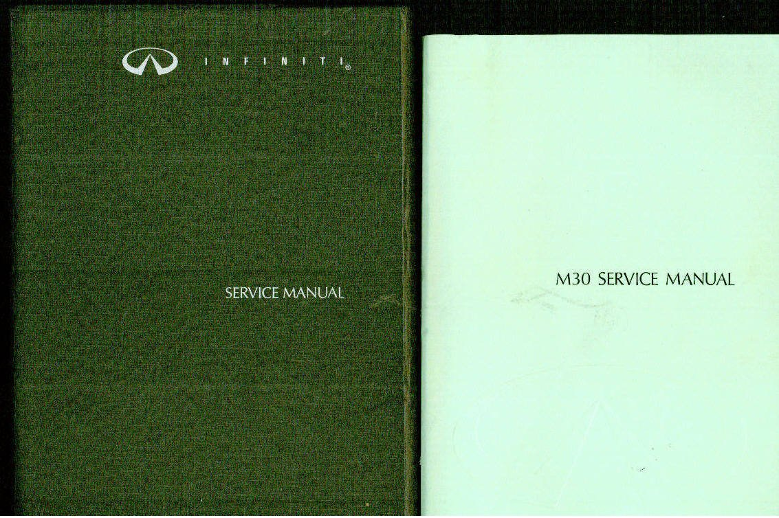 amazon com 1990 infiniti m30 service manual maintenance and repair rh  amazon com 2001 Infiniti Stereo Wiring Diagram 2004 Infiniti QX56 Radio Wiring  Diagram
