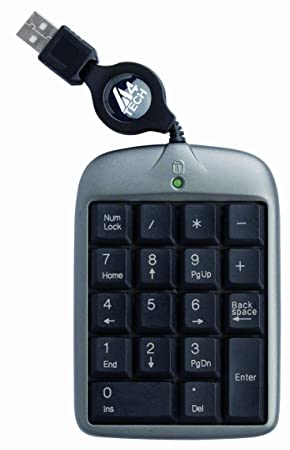A4 Tech TK-5 - Teclado numérico USB