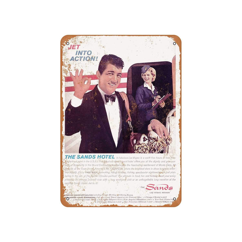 Fhdang Decor 1962 Dean Martin for The Sands Hotel Las Vegas ...