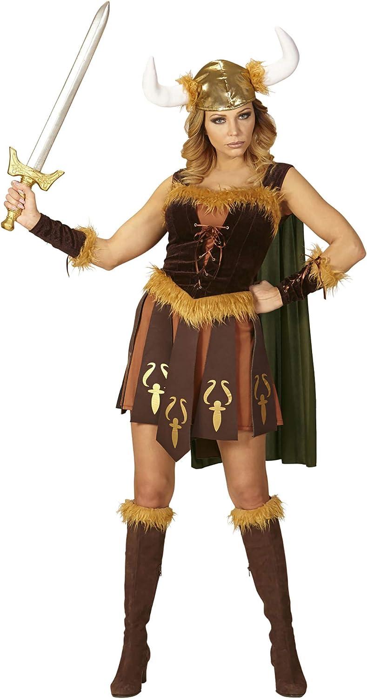 WIDMANN wdm97923 ? Disfraz vikingo, verde, Large: Amazon.es ...
