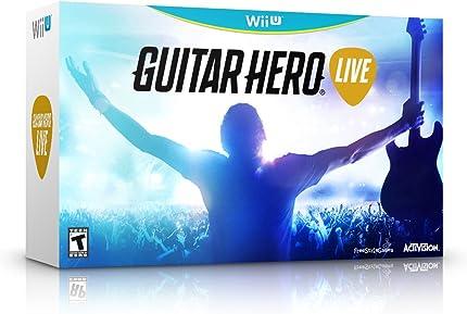 Amazon.com: Guitar Hero Live 2-Pack Bundle - Wii U ...