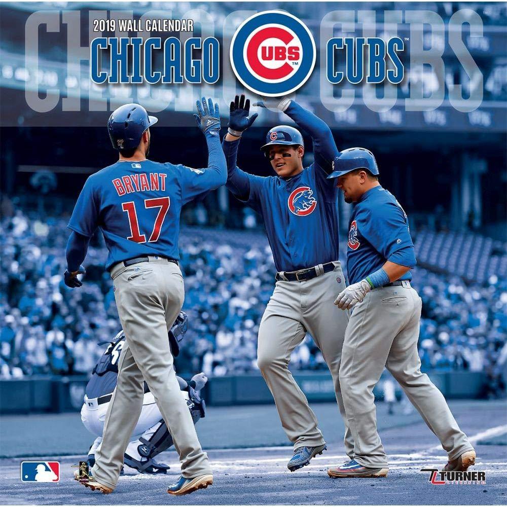 Lang Companies Inc Chicago Cubs 12 x 12 Wall Calendar 2019