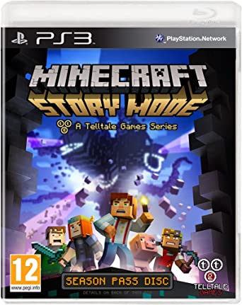 Minecraft: Story Mode - A Telltale Game Series - Season Disc ...
