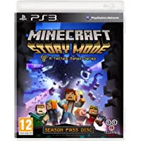 Minecraft: Story Mode - A Telltale Game Series - Season Disc (PS3)