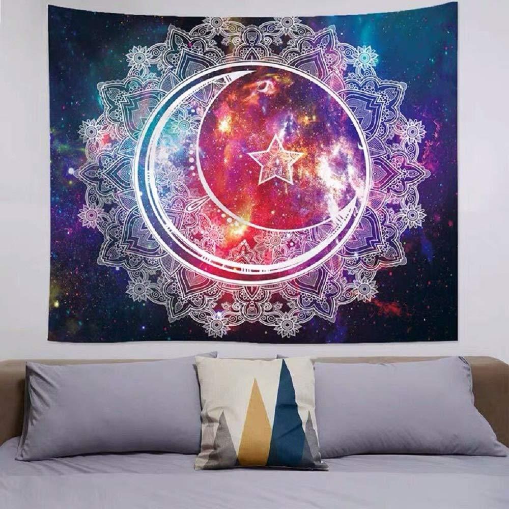 Bubunix Indiano Boemia Mandala Tapestry Arazzo Decorazione Il Soggiorno Style 1 Decorazione della Coperta da Spiaggia Coperta 150X230 CM