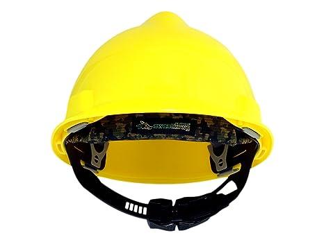 SweatHawg Hard Hat Sweatband - Hard Hat Liner in Camo