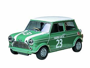 Tamiya 24130 - Maqueta Para Montar, Coche Morris Mini Cooper Racing Escala 1/24