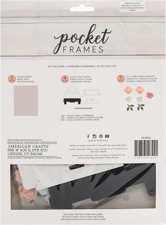 Details 2 Enjoy 351324 Truck Pocket Frames Multi