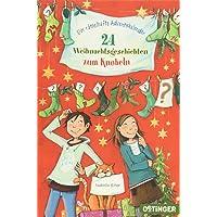 Der rätselhafte Adventskalender: 24 Weihnachtsgeschichten zum Knobeln