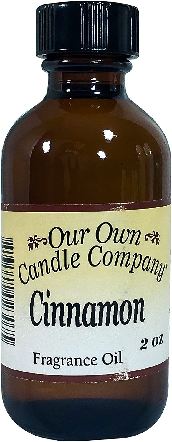 Our Own Candle Company Fragrance Oil, Cinnamon, 2 oz