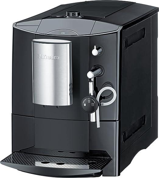 Miele CM 5000 – Cafetera automática Negro de plata: Amazon.es: Hogar