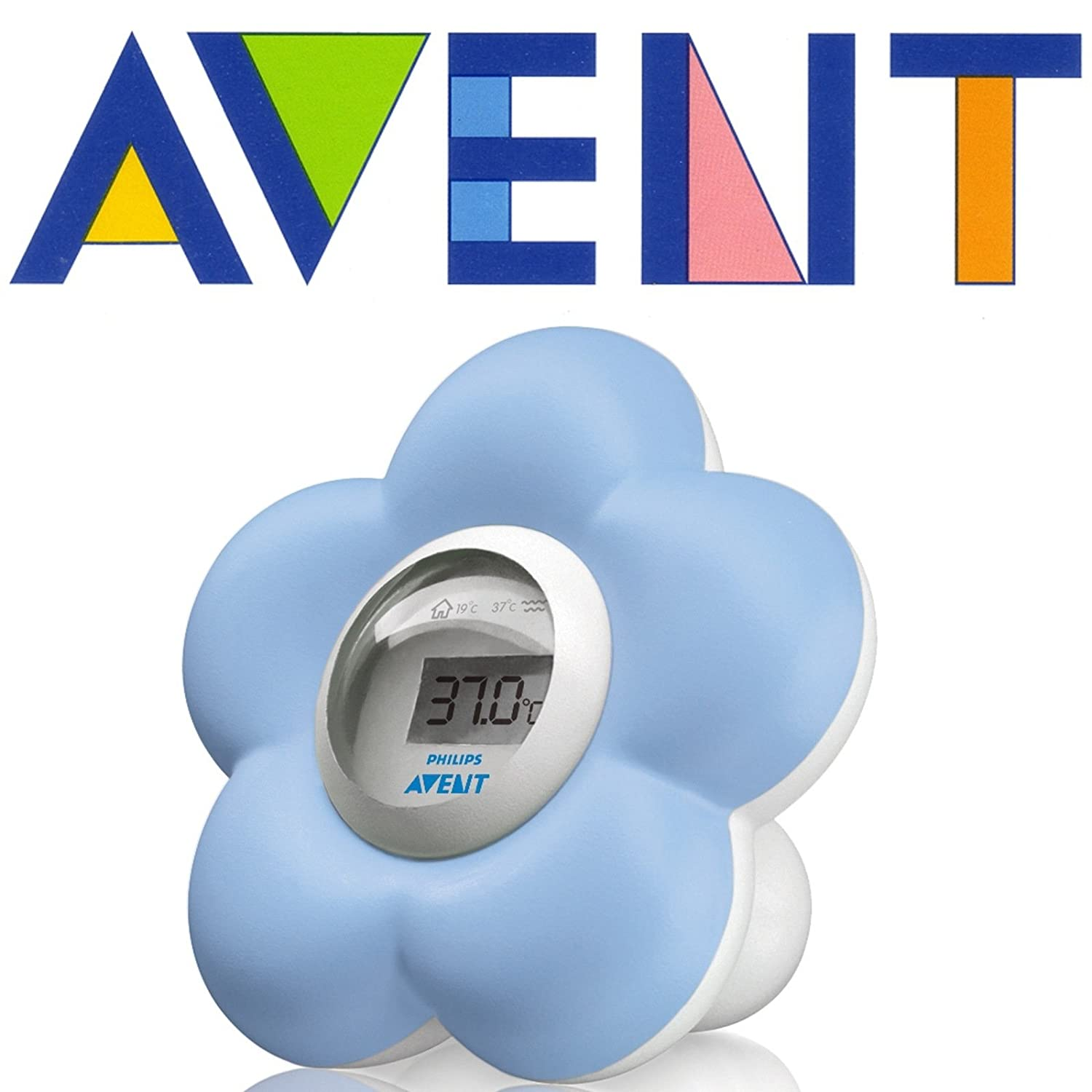 Philips AVENT SCH550//20 Bath and Room Thermometer