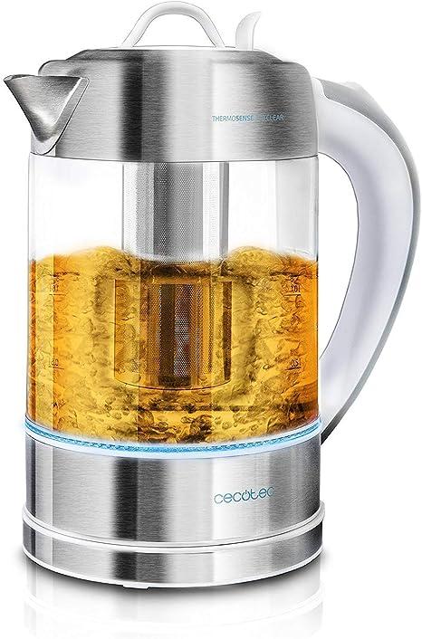 Cecotec Robot Aspirador Conga Serie 1590 Active + Hervidor de Agua ...