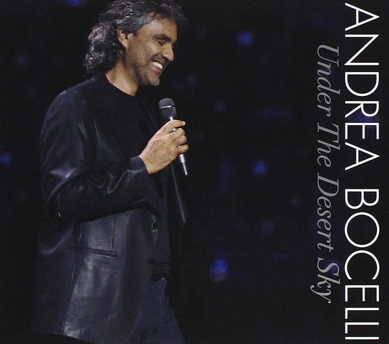 Andrea Bocelli: Under the Desert Sky [DVD Included] by Sugar