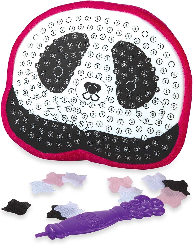 The Orb Factory Colore Unico 57893-00 He Orb Factory Cuscinetto a Forma di Panda