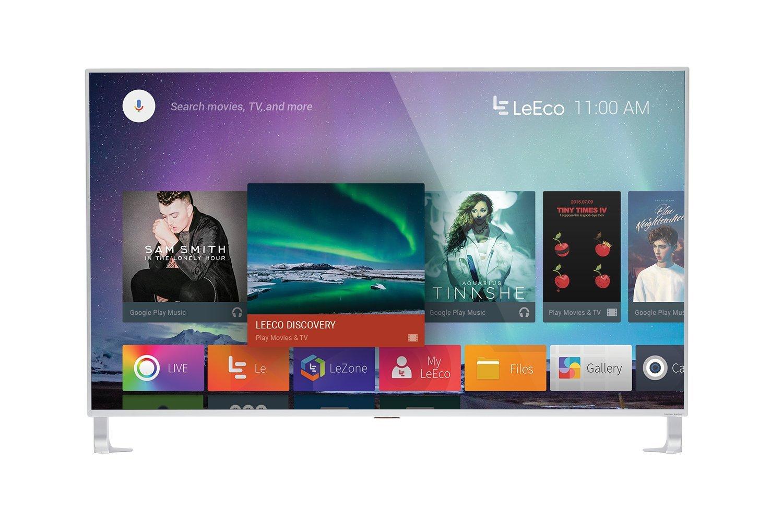 tv 55. Amazon.com: LeEco L554UCNN 55-Inch 4K Ultra HD Smart LED TV, Silver (2016 Model): Electronics Tv 55